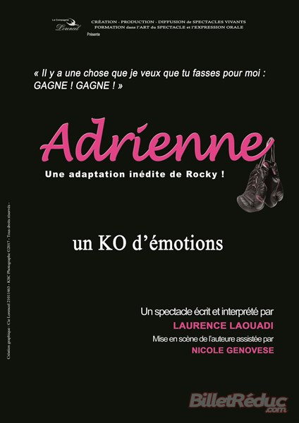 Adrienne off 2017 festival avignon - Avignon off 2017 programme ...